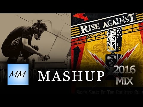 Linkin Park & Rise Against MASHUP- Numb It All