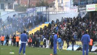 GATE 6 HOOLIGANS vs pas (2011)