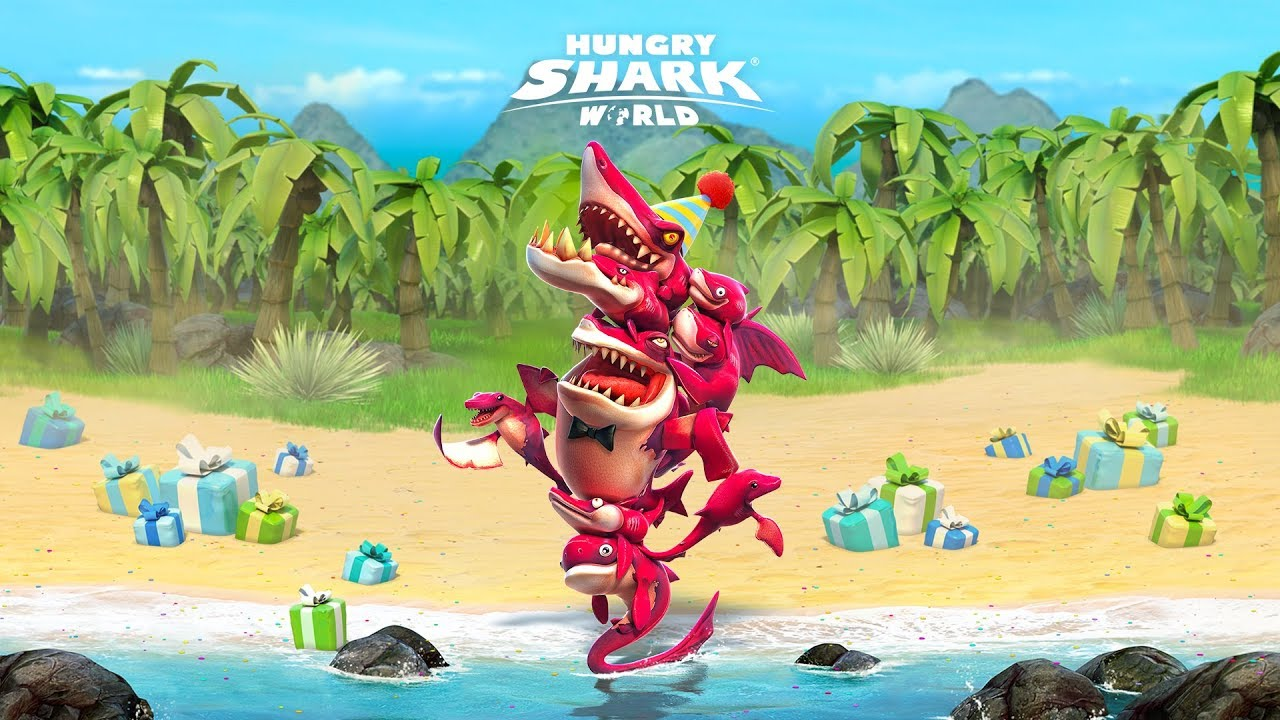 hungry shark free download for pc