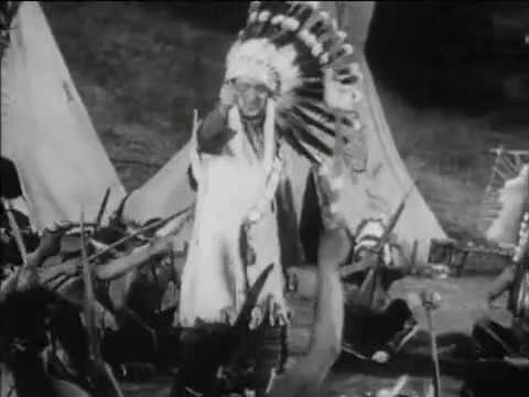 Serial 1931 Battling with Buffalo Bill Chapter 02 of 12 Circling Death Tom Tyler as Willia
