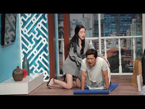 Elly Trần Yêu Và Thú Nhận Có Thai Với Trường Giang |  | Hài Trường Giang 2018