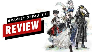 Bravely Default II Review (Video Game Video Review)