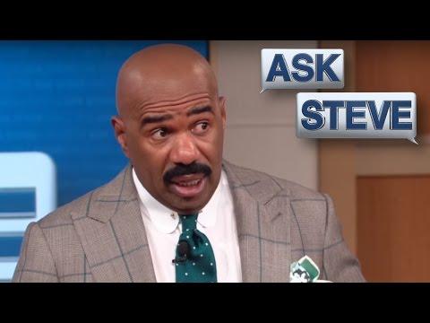 Ask Steve: No One Told Your Little Ass... || STEVE HARVEY