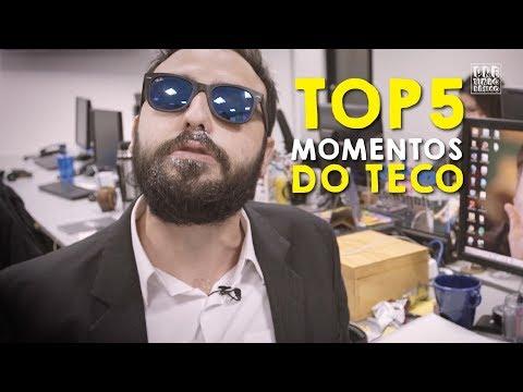 TOP 5 Momentos INESQUECÍVEIS do TECO!! 😂😂😂