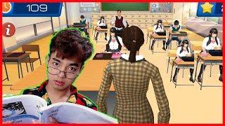 Lớp Học Cá Biệt | ThắnG Tê Tê Giả Làm Cô Giáo Chủ Nhiệm | Virtual School Intelligent Teacher