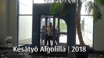 Algol Oy - Kesäduunivideo 2018