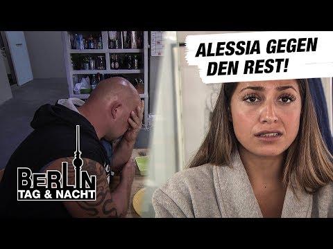 Berlin - Tag & Nacht - Alessia ist auf sich alleine gestellt! #1535 - RTL II