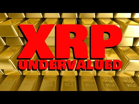 Former Goldman Sachs Hedge Fund Chief Says XRP POTENTIALLY WAY UNDERVALUED