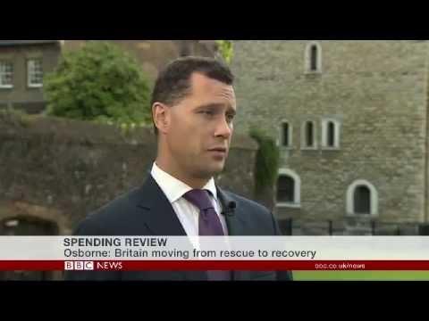 Steven Woolfe on Osborne's spending (June 2013)