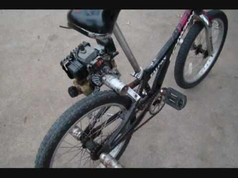 mini weedeater bike funnydog tv