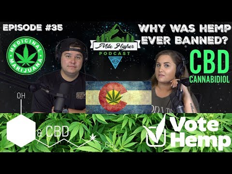 The Hemp Conspiracy & Is Cannabis A Miracle Plant? - Podcast #35