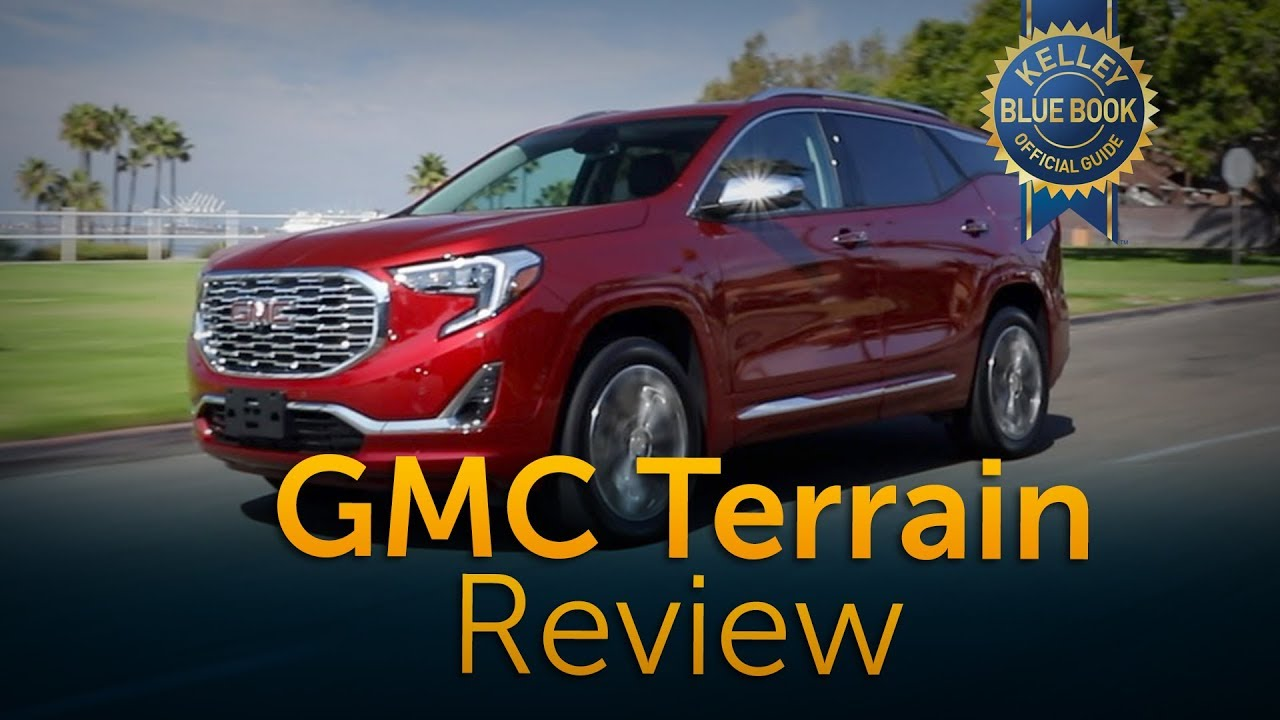 2019 Gmc Terrain Review Road Test Youtube