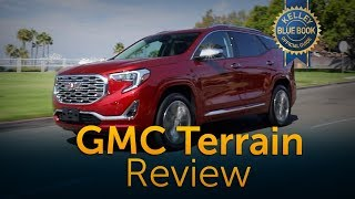 2018 GMC Terrain - Review & Road Test