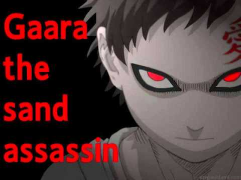 Eddie Rath - Gaara The Sand Assassin Lyrics