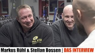 Markus Rühl & Stellan - das Interview | #AUCF & Loaded Cup