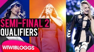 Eurovision 2016: Semi-final 2 results, qualifiers, reaction | wiwibloggs