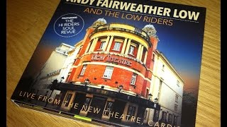 Andy Fairweather Low & The Low Riders Live In Cardiff Buy from Amazon.co.uk/.de