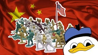 Все очень плохо: современные китайские солдатики
