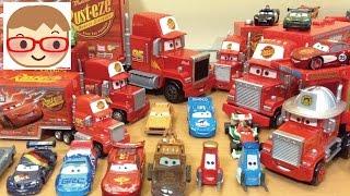 ディズニー カーズ マック  トレーラー トミカ  ブーブー 자동차 맥 트레일러 Disney Pixar Cars Tomica BIG Mack thumbnail