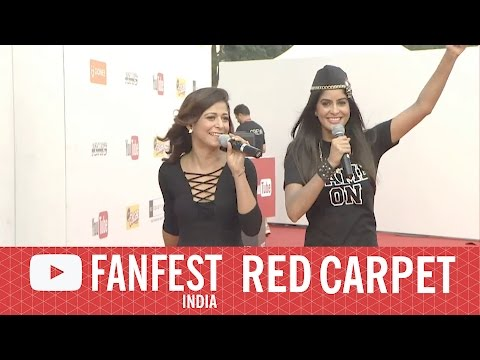 YouTube FanFest India 2017 - Red Carpet Livestream