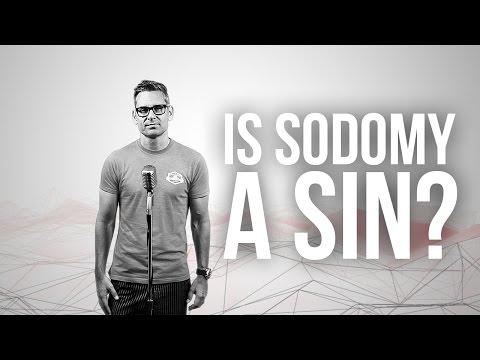 748. Is Sodomy A Sin?