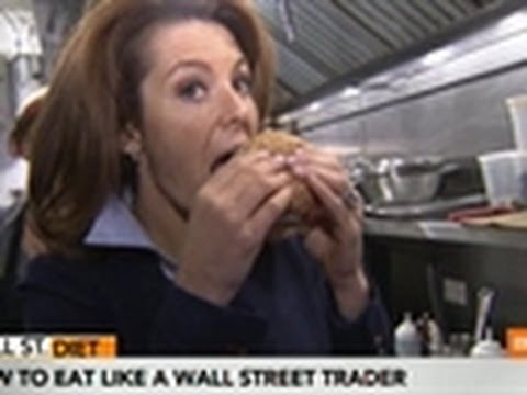 How to Eat Like a Wall Street Trader