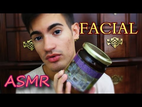 Turmeric & Honey FACIAL: Coconut Oil Regimen – Whispered ASMR