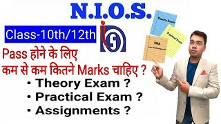 NIOS Minimum Pass Marks