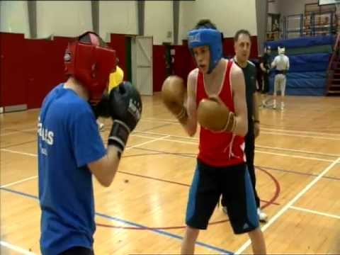 National Lottery Good Causes: High Performance Boxing Ireland