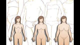 Deine Figur zeigt dir ob du Gewicht verlieren kannst oder nicht