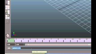 Tutorial Maya 2013, Interface, script editor y command line.