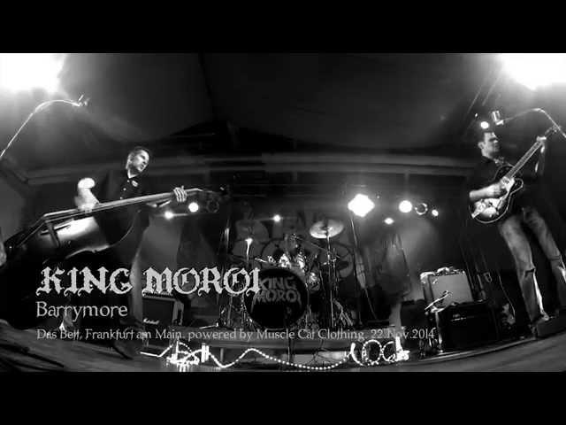 King Moroi - Barrymore