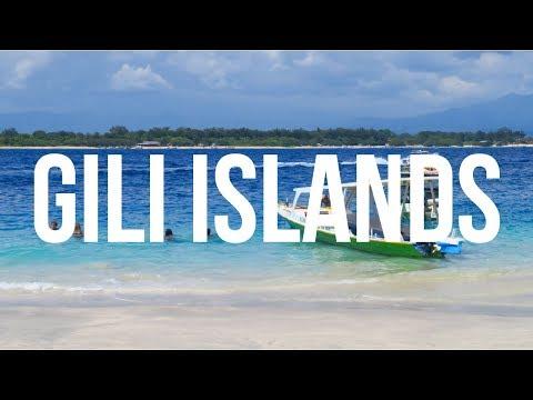 Gili islands, las mejores islas de Lombok, Indonesia!