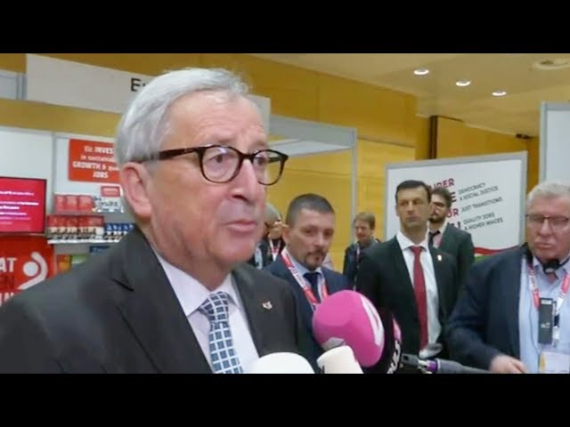 Juncker: Use EU elections to turn away from far right