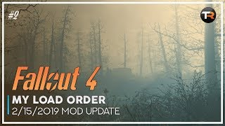 Fallout 4 Mods on Xbox One -   My Load Order (February 2019 Update)