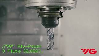 ALU-POWER HPC / YG-1 Cutting tools