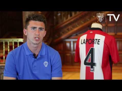 Prolongación del contrato de Laporte / Aymeric Laporteren kontratua luzatu da