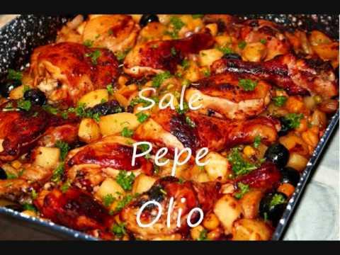 Ricette di erika marta cena estiva facile youtube for Ricette di cucina estive