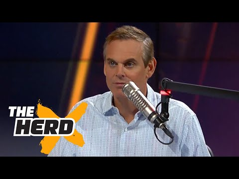 Colin was REALLY wrong about Dan Campbell | THE HERD