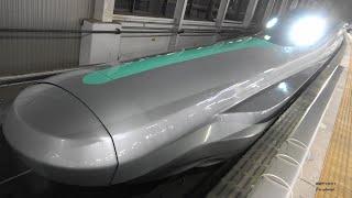 ALFA-X E956形新幹線 試運転 新型パンタグラフ起動! New pantograph of ALFA-X Shinkansen