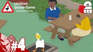 #4【アクション】弟者の「Untitled Goose Game」【2BRO.】 Video