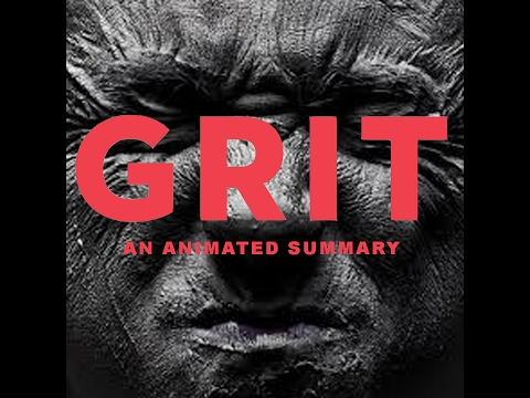 Grit, By Angela Duckworth | An Animated Summary | Between The Lines Animations