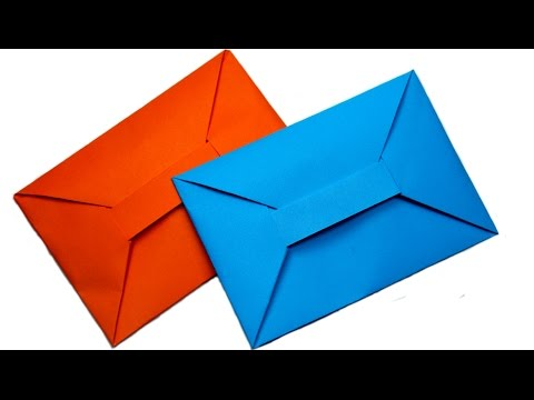 DIY - Origami Mudah Tutorial Amplop