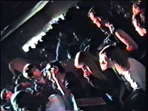 Furnaceface - Government Cheque - Live at Porter Hall Ottawa 1991