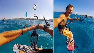 Video We Kitefoiled Around An Island! VLOG 59 download MP3, 3GP, MP4, WEBM, AVI, FLV Oktober 2018