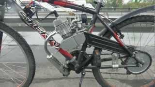 Велосипед с мотором F-50(Китайский двигатель F-50, велосипед Syern Dynamic 1.0 (2011) http://vk.com/motobicycles Велосипед с мотором F-50., 2012-08-27T20:53:05.000Z)