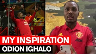 My Inspiration | Odion Ighalo | Manchester United