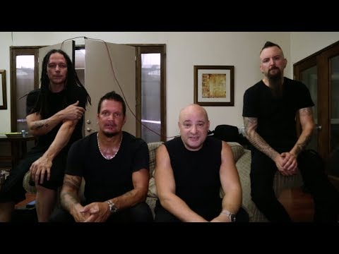 "Disturbed - Making Of The ""Are You Ready"" Music Video"