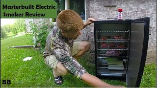 Masterbuilt Electric Smoker Review & Unboxing - Mistakes Made