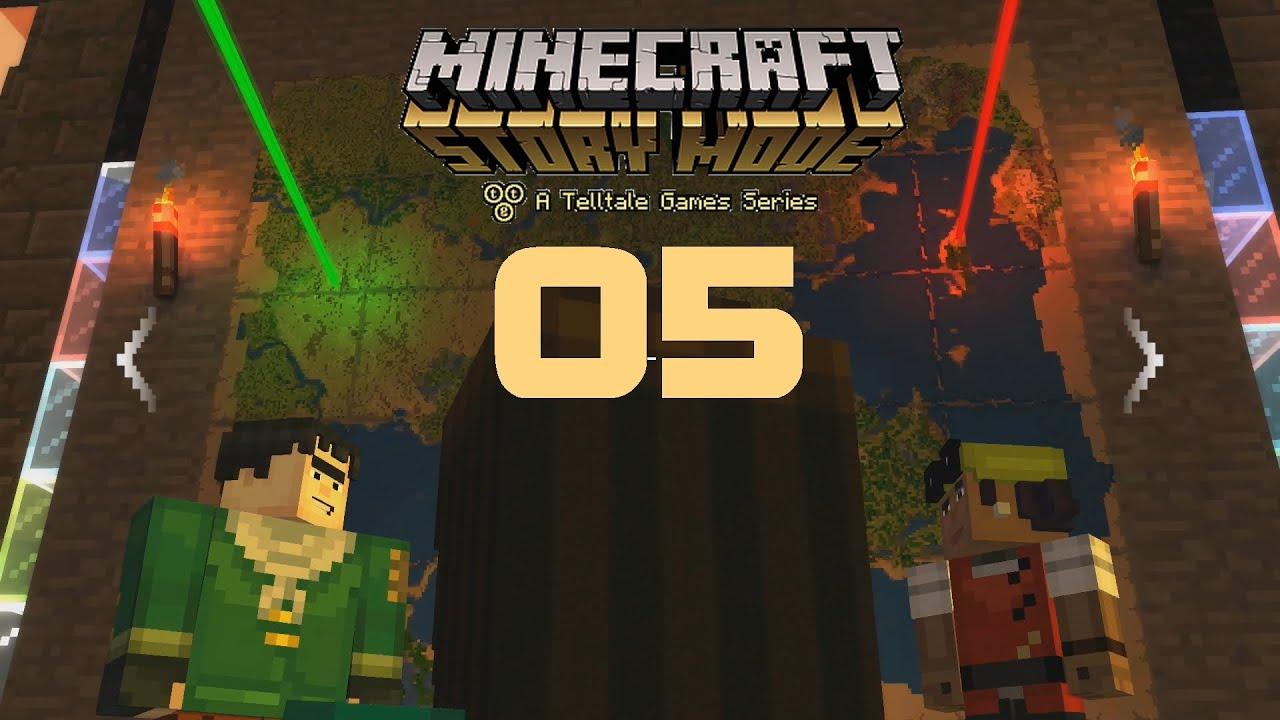 Minecraft Story Mode Lets Play Deutsch Die Qual Der Wahl - Minecraft story mode deutsch spielen